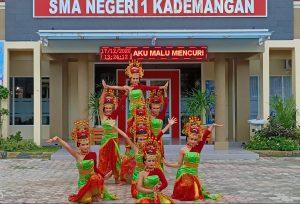 Nusantara Flowers Dance